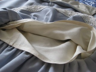Self Drafted Ruffle Skirt