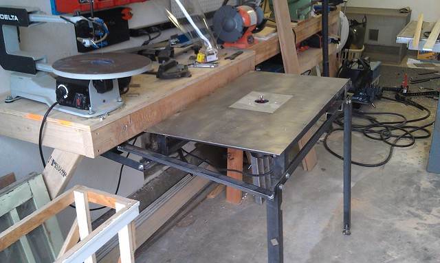 Hide away router table garagesandals advertisements greentooth Choice Image