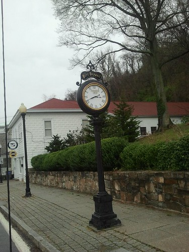 Port Deposit, MD town clock