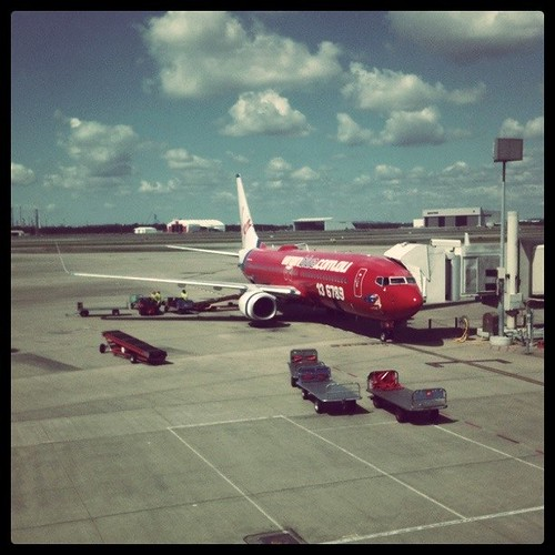 Brisbane to Hamilton Island