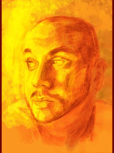 Drew Colorized by husdant