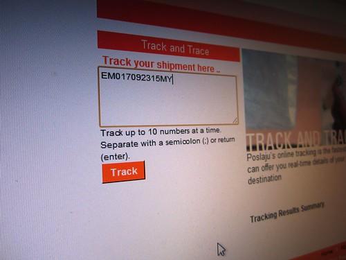 poslaju track & trace 3