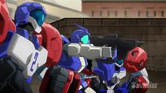 Gundam AGE 2 Episode 23 The Suspicious Colony Youtube Gundam PH (28)
