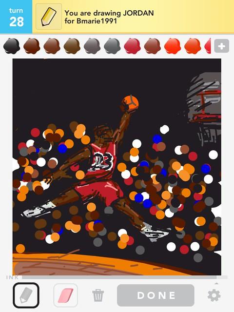 Jordan - Draw Something