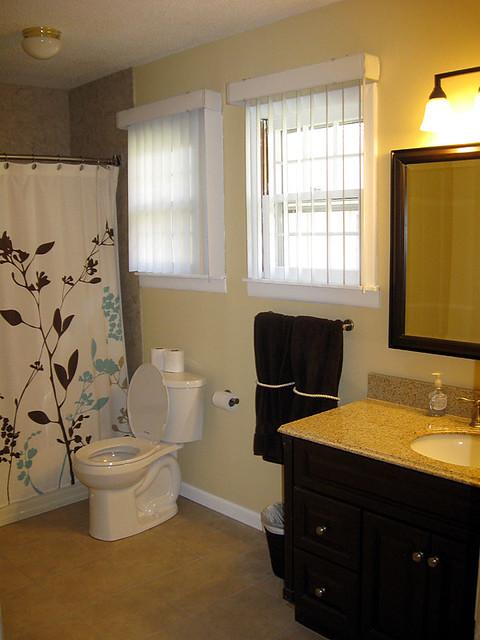 Bathroom - 3-4-12