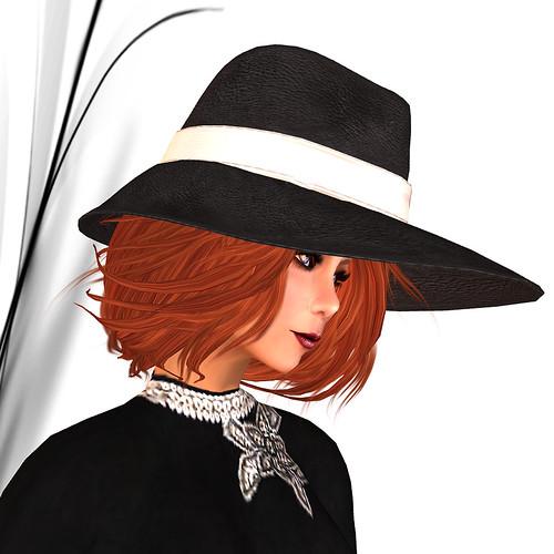 My New(est) Chapeau!