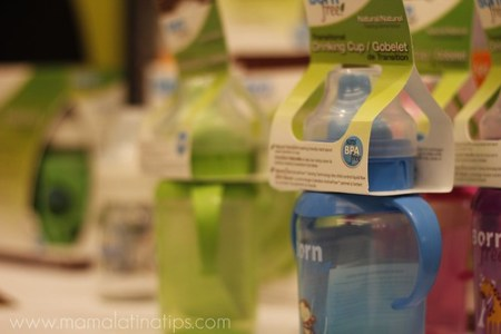 Born Free sippy cups