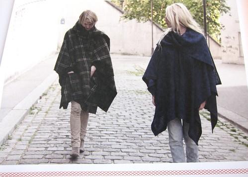 Blanket cape