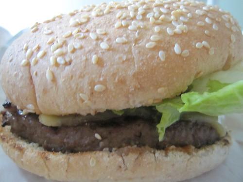 C N Cheese Burger