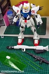 Gundam F91 1-60 Big Scale OOTB Unboxing Review (99)