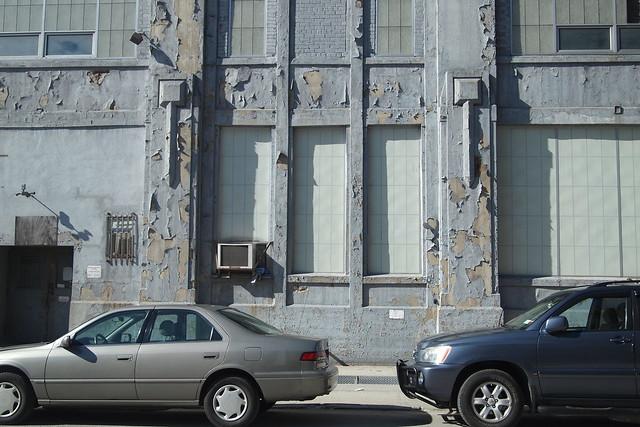 Factory on Queens Street in Long Island City. Photograph by Ellen Brenna Dougherty.