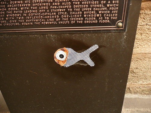 Fish Graffiti