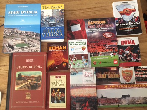 Roma books