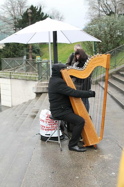 Musicien, Sacré-Cœur