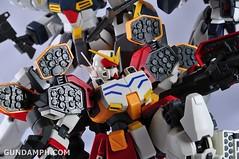 MG 1-100 Gundam HeavyArms EW Unboxing OOTB Review (110)