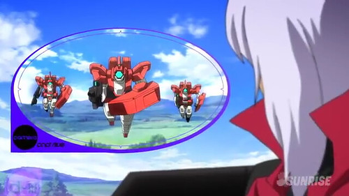 Gundam AGE Episode 17  Friendship and Love and Mobile Suits Youtube Gundam PH (27)