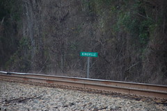 Kingville Railroad Sign