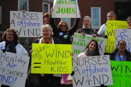 Offshore Wind Works for maryland Health