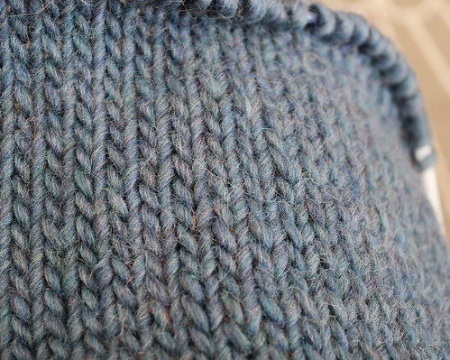 20120226. Recycled yarn.