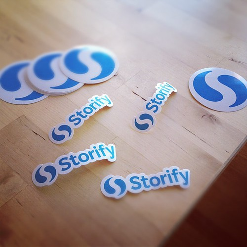 New @Storify stickers. Now ready for #sxsw.