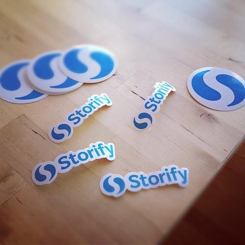 New @Storify stickers. Now ready for #sxsw.