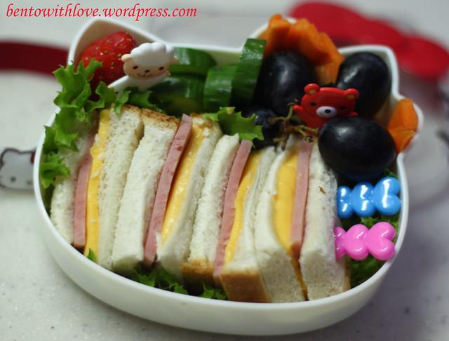 Sandwich Bento