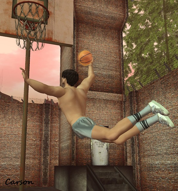 Embody - Fast Break Pose Pack