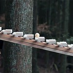 Touch Wood Xylophone in Kyushu