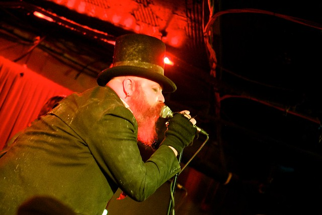 The Men That Will Not Be Blamed For Nothing