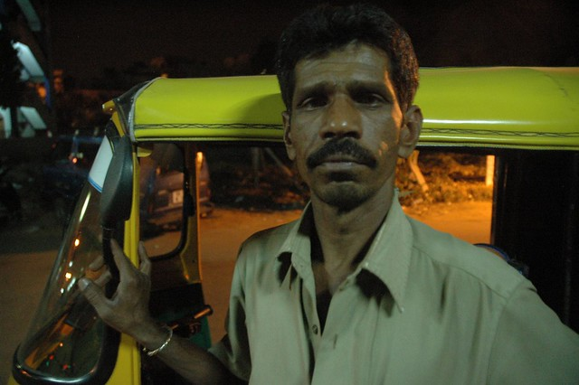Enlightened Autorikshaw driver, Fakhruddin Ilyas Mohammad