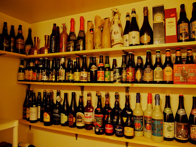 My Home Beer Cellar - February '12