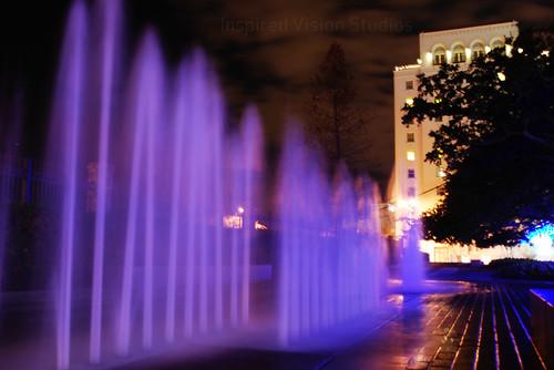 Baton Rouge Fountain