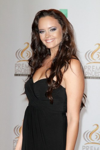 Shaila Durcal at Premio Lo Nuestro II