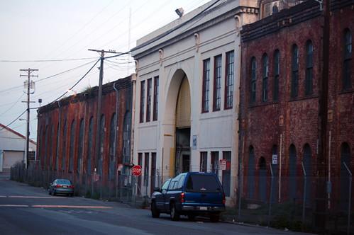 Union Iron Works bldgs