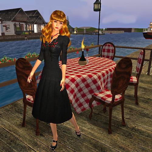 Dinner on the Fjord