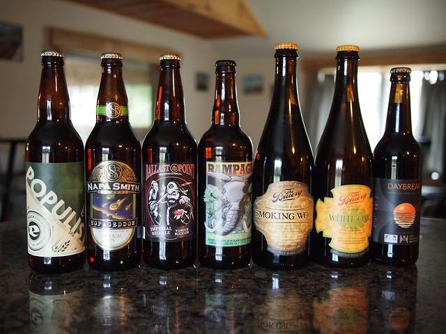 Beer Trade 5-1-12 - Haul