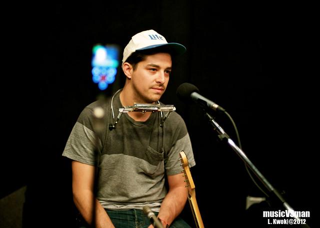 Matthew Vasquez (Delta Spirit) @ KDHX