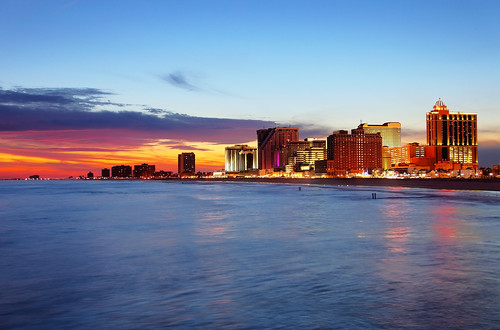 Atlantic City by Denis Tangney Jr
