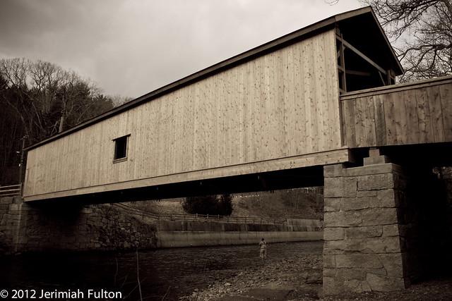 Comstock Bridge
