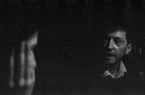 Kevin and Lou, Cosina CSR - TMax 3200 by Sibokk