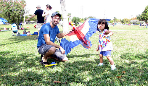 Haulover Kite Festival by alexthoth