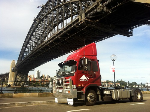 Maiden Trip to Sydney from Julian Baker