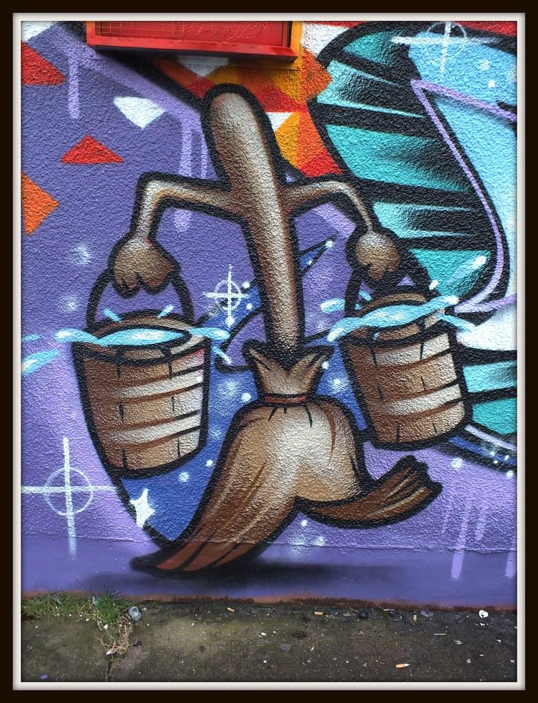 Best Sinstars street art in Canton