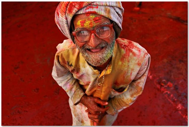 Joy - 35 Colorful Collection of Holi Photos