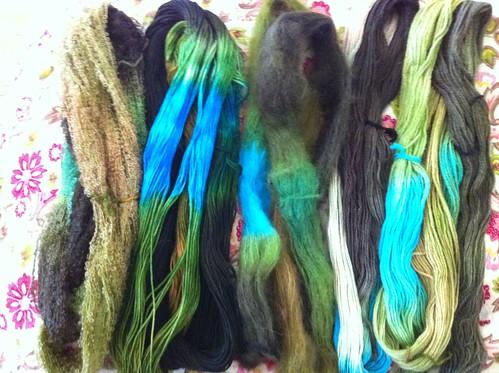 Tres Santa Fe by dyelot yarn