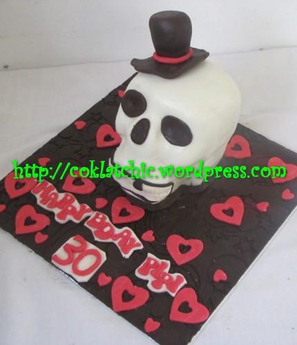 Cake Skeleton