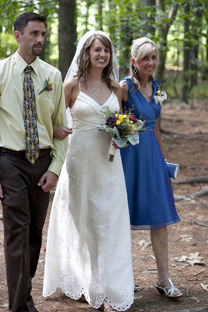 Wayne, Shana, and Mom