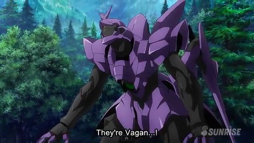 Gundam AGE Episode 18  Battle at the Graduation Ceremony Screenshots Youtube Gundam PH (21)