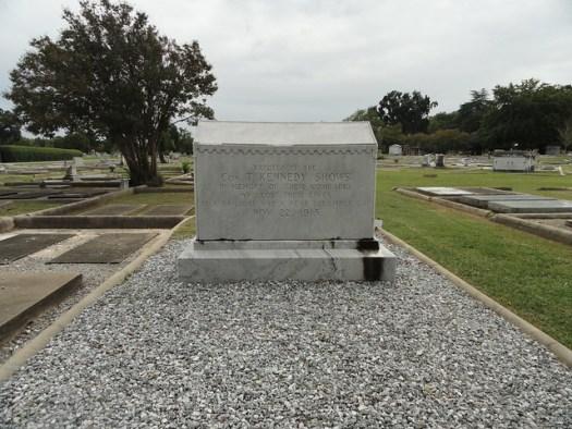 Con. T. Kennedy Monument, Columbus GA