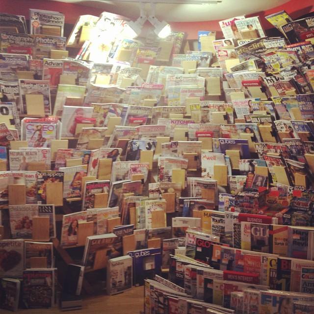 magazine heaven